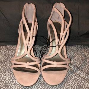 Worthington blush heels